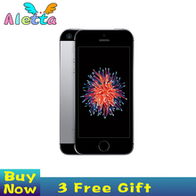 Unlocked Apple iPhone SE LTE Smartphone 2GB RAM 16/64GB ROM