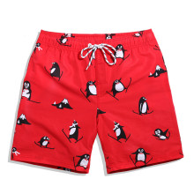 Cartoon Penguin Swimming Trunks Men Beachwear Swimwear Swim Shorts Mens Swim Briefs
