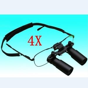 Image 3 - Professional 3.5X 4.5X 5.5X Surgical ENT Medical Dental Loupes 3x 4x 5x 6x 7x Kepler Optical Magnifier Binocular Surgery Glasses