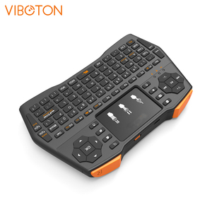 Image 3 - I8 Plus 2.4GHz  Wireless  MINI Keyboard Remote control with Touchpad For Android Tv Box Notebook Tablet Pc