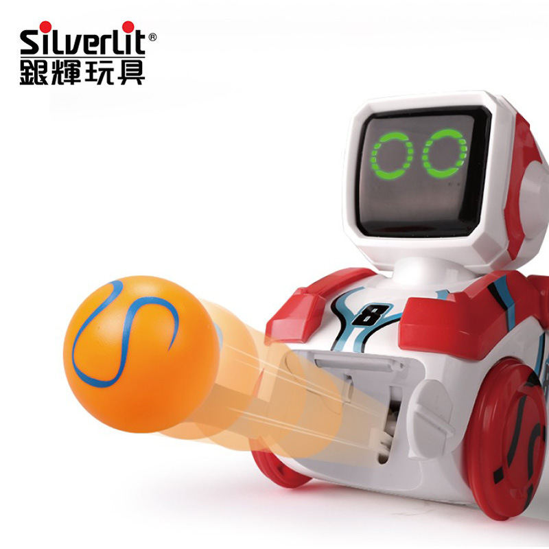 Silverlit Educational Electric Interactive Remote Control Smart Play Robot Children GIRL'S And BOY'S Toy