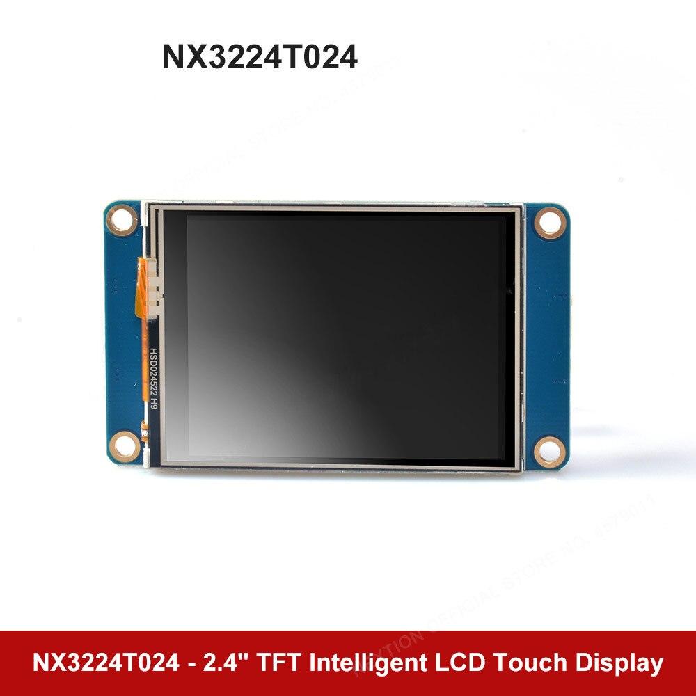 Nextion básico t seires: nx3224t024 2.4