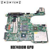 NOKOTION 684323-001 основная плата для hp Elitebook 8560P материнская плата для ноутбука QM67 DDR3 HD7400M видеокарта