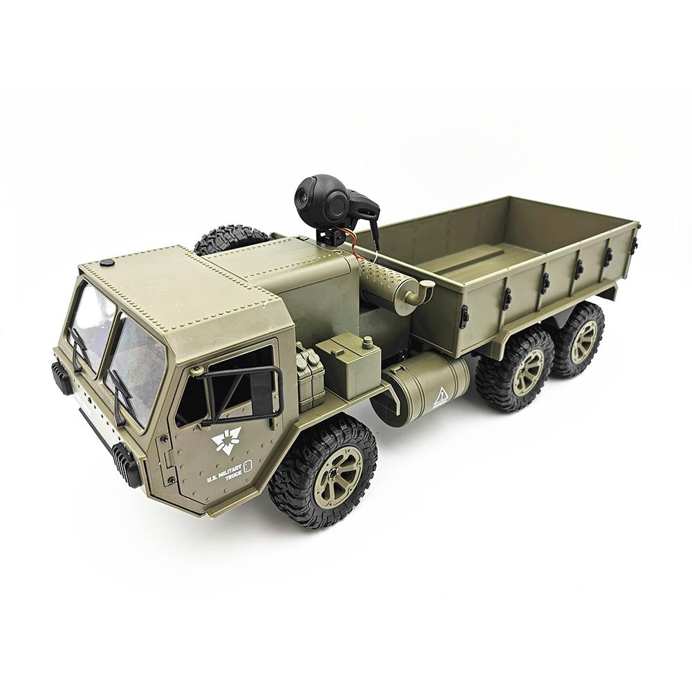 1 16 Remote Control Car Assessories RC Car FY004 Parts Canvas and Camera for FY004A Car Excluded in RC Cars from Toys Hobbies