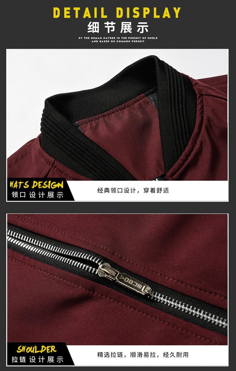 H95bc0944069042c5a9d4090438380493Y 2019 new jacket loose men's bomber jacket men's casual hip hop baseball collar print fashion jacket smooth jacket streetwear