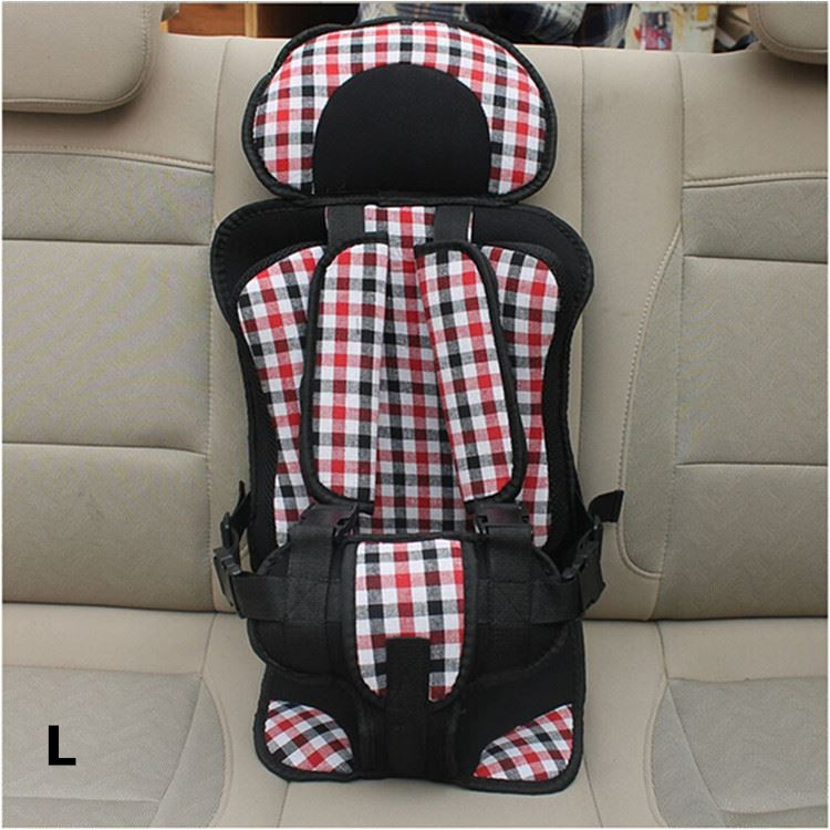 Adjustable Baby Car Seat For 6 Months-5 Years Old Baby, Safe Toddler Booster Seat