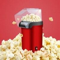Mini máquina de palomitas de maíz  sin aceite  saludable  para el hogar  1200W  220V