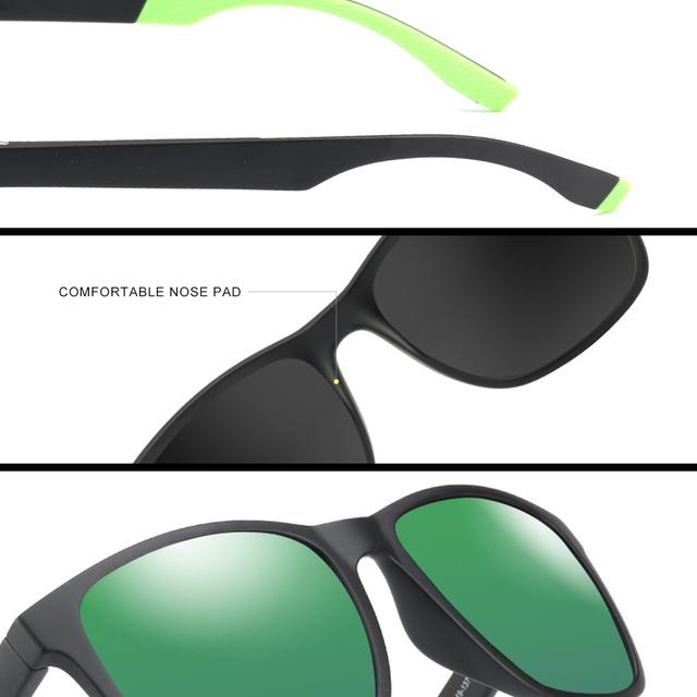 Unisex Ultralight Sport Sunglasses