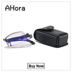 Ahora Folding Reading Glasses Men Rimless Cutting Reading Eyewear Women TR90 Ultralight Presbyopia Glasses Diopter +1.0 1.5 2.0