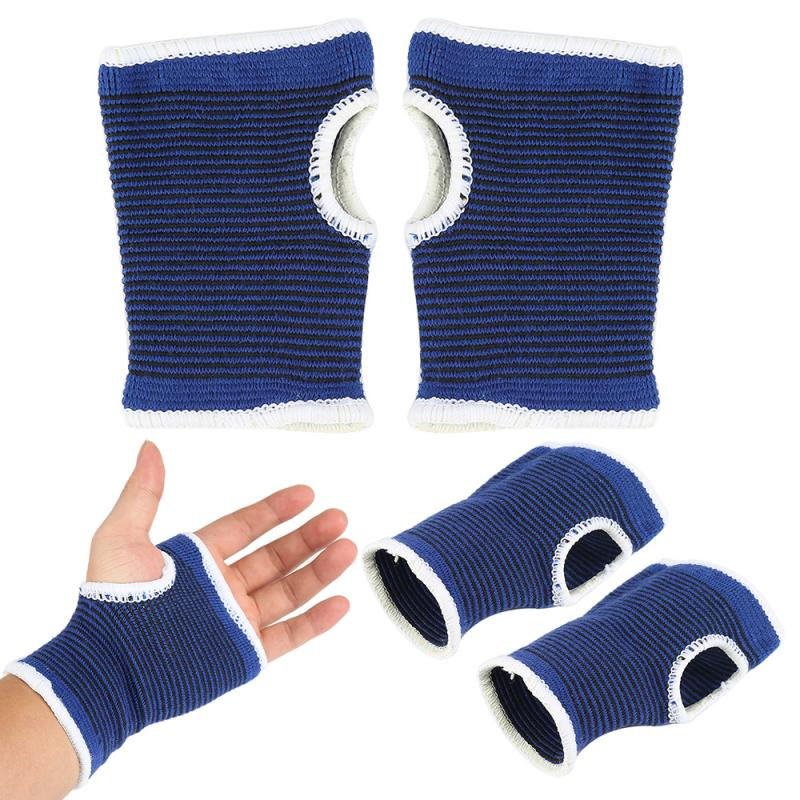 Hand-Protector Fitness-Gloves Power-Weight Workout Bodybuilding Lifting Gym Half-Finger