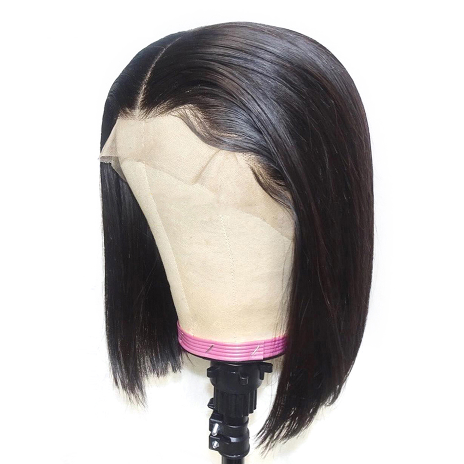 short bob wig lace front wigs lace frontal wigs 01