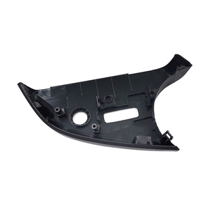 Image 4 - Auto Side Rearview Mirror Bottom Lower Holder Cover for Mercedes Benz GLE GLS GL ML W164 W166 X166 G Class R Class