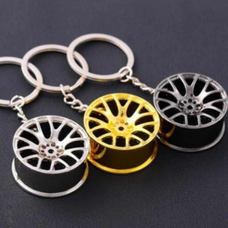 Bánh Xe Vành Móc Chìa Khóa Ô Tô Móc Khóa Móc Khóa Xe Volkswagen Scirocco Golf 7 Golf 6 Polo GTI VW TIGUAN cho Xe Audi A4 A6