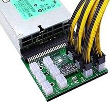 כוח מודול הבריחה לוח עבור HP 750W 1200W PSU שרת כוח המרה עבור BTC כרייה