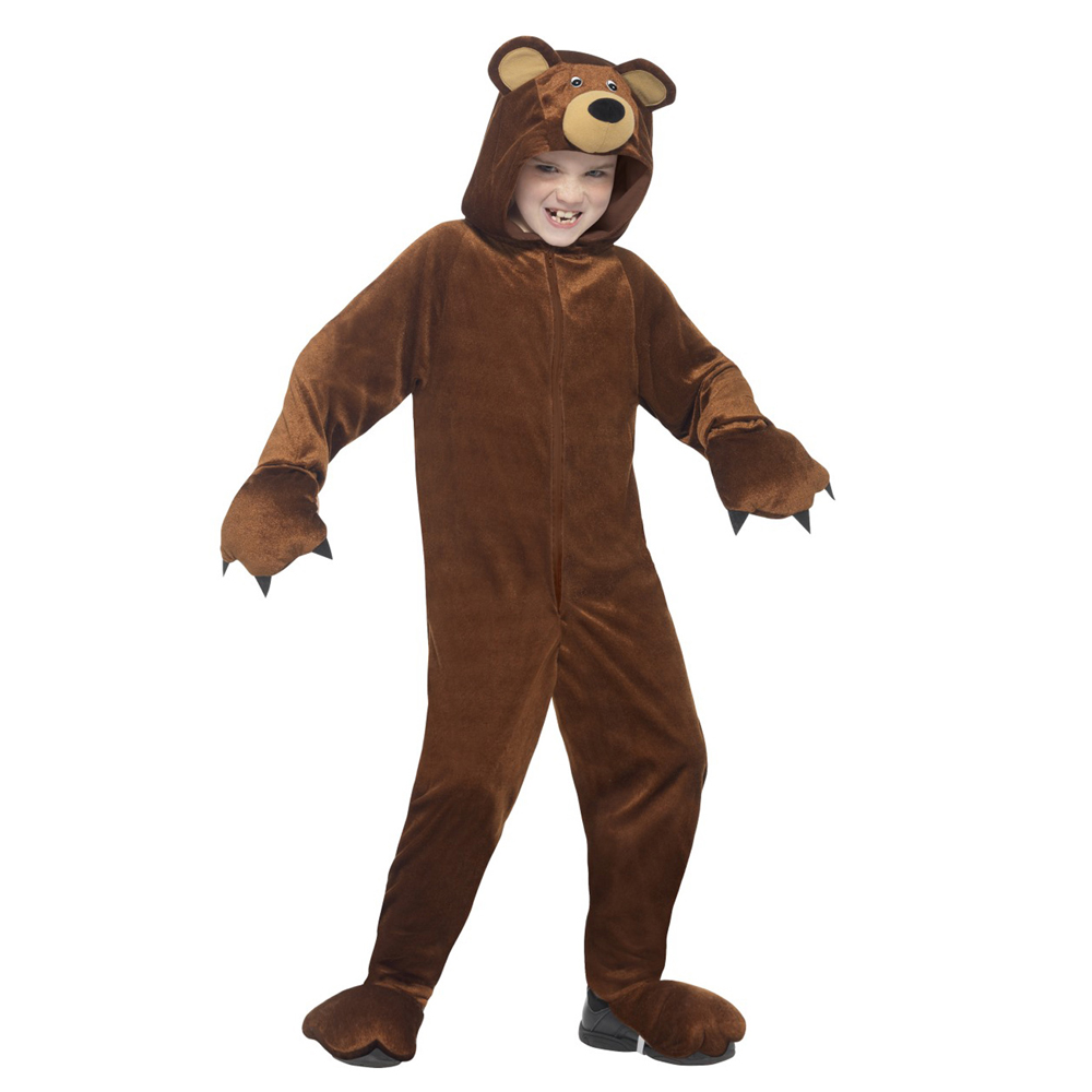 Snailify 2021 New Arrival Bear Costume Girls Halloween Costume For Kids Animal Boys Costume For Party Purim Carnival 1