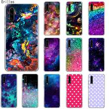 Glitter painting For Huawei Honor 7A 8A 8C 8S 9X PRO Y5 Y6 Y7 Y9 2019 9 10 20 Lite Case Soft Silicone Coque Cover Phone Back Cap(China)