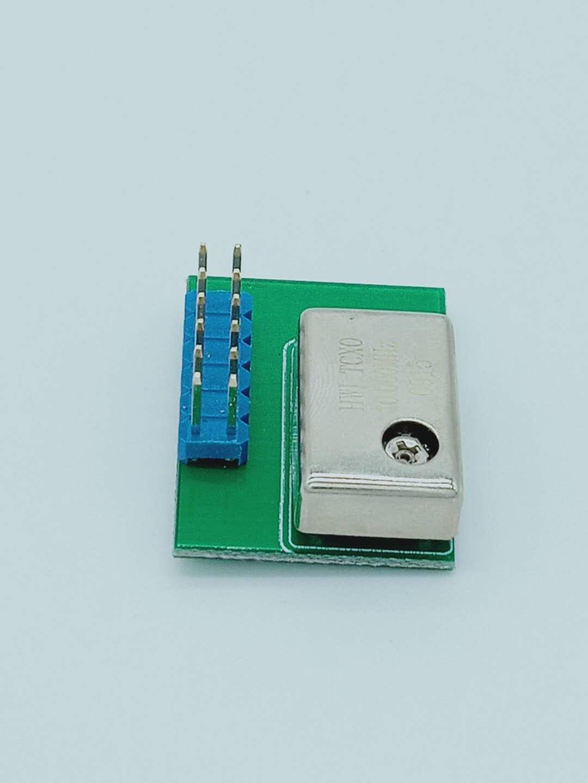 Наружный Высокоточный тактовый модуль HackRF One TXCO PPM 0,1