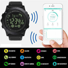 T1 Tact - Military Grade Super Tough Waterproof Smart Watch Fashion Multifunction Sport Smartwatch(China)