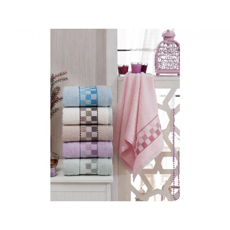 Towel Set for body TWO DOLPHINS, Erin, 70*140 cm, 6 items