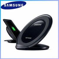 Original 15W qi Samsung Drahtlose Ladegerät Schnell Ladung Stand für Galaxy S10 S7 rand S6 S8 S9 plus Hinweis 8 9 iPhone 11 XR XS