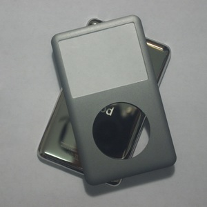 Image 1 - For iPod classic grey 80GB 120GB 160GB 128GB 256GB back cover + front cover case Gray
