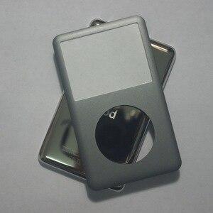 Image 1 - Voor Ipod Classic Grijs 80Gb 120Gb 160Gb 128Gb 256Gb Back Cover + Front Cover Case grijs