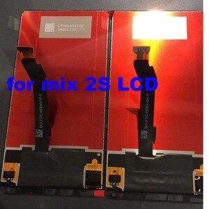 Image 3 - Pantalla LCD Original para Xiaomi Mi Mix 2S, Panel de pantalla táctil de 10 pulgadas, montaje de digitalizador LCD, pieza de reparación, 5,99