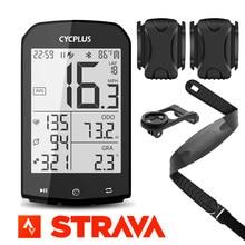 Ordenador GPS para bicicleta, velocímetro M1, Sensor de cadencia y ANT +, Monitor de ritmo cardíaco para Garmin, Bryton, IGPSPORT, Strava, novedad
