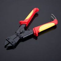"""20 cm / 8 inchesAlloy Steel Bolts Cutter 8"""" Bolts Wire Clamp Cutting Plier Wire Rope Cutters Hand Tool PAK55