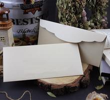 Wysoko spersonalizowany ekskluzywny biznes ślubny 250g gruby jasny szampan perłowy papier wytłaczanie na gorąco kolorowy nadruk koperta tanie tanio CRANEKEY CN (pochodzenie) customized 250ZG0012 Okna koperty Zwykłym papierze Prezent koperty