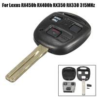 315MHz Uncut Key Entry Remote Fob with ID68 Chip For Lexus RX450h RX400h RX350 RX330 #HYQ12BBT 89785 50030 89785 50031