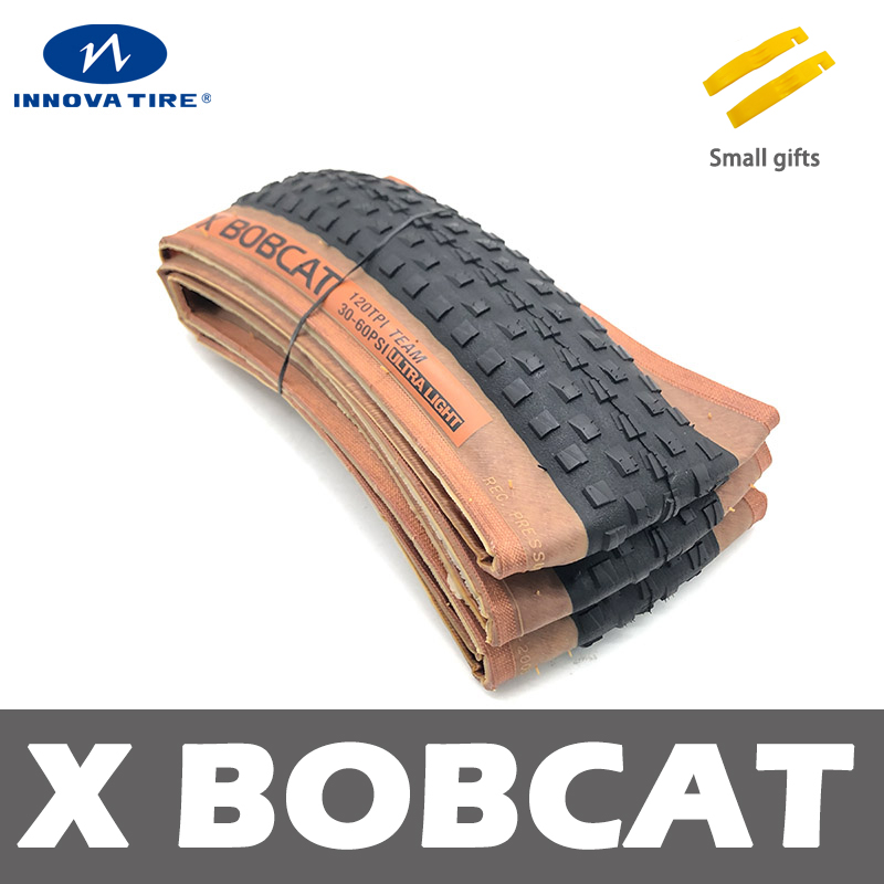 Ultralight 26*1.95 27.5*1.95 29*1.95 MTB Bike Tires 120 tpi mountain bike tire bicycle tyre 26 inch cycling tyres INNOVA BOBCAT
