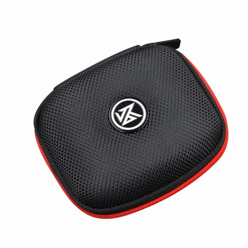 AK KZ Case Bag In Ear Earphone Box Headphones Portable Storage Case Bag Headphone Accessories Headset Storage Bag 1