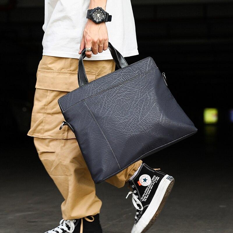 Tidog Fashion Casual Shoulder Bag Business Briefcase