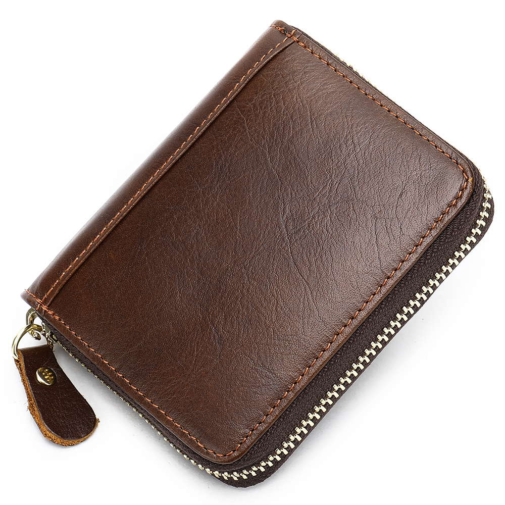 TRIPAR <font><b>Genuine</b></font> <font><b>Leather</b></font> <font><b>wallet</b></font> <font><b>short</b></font> <font><b>men's</b></font> purse/<font><b>wallet</b></font> male purse for <font><b>men</b></font> passport credit card <font><b>men's</b></font> money clutch bag 8117 image