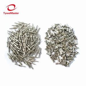 Image 3 - 70pcs Plasma Cutting Torch Consumable Cutting Extended Long Shield Cup Swirl Baffle 40A PT31 Plasma Torch Tip Electrode Nozzle