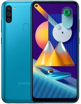 Перейти на Алиэкспресс и купить Samsung Galaxy M11 2020 32 Гб Две сим-карты