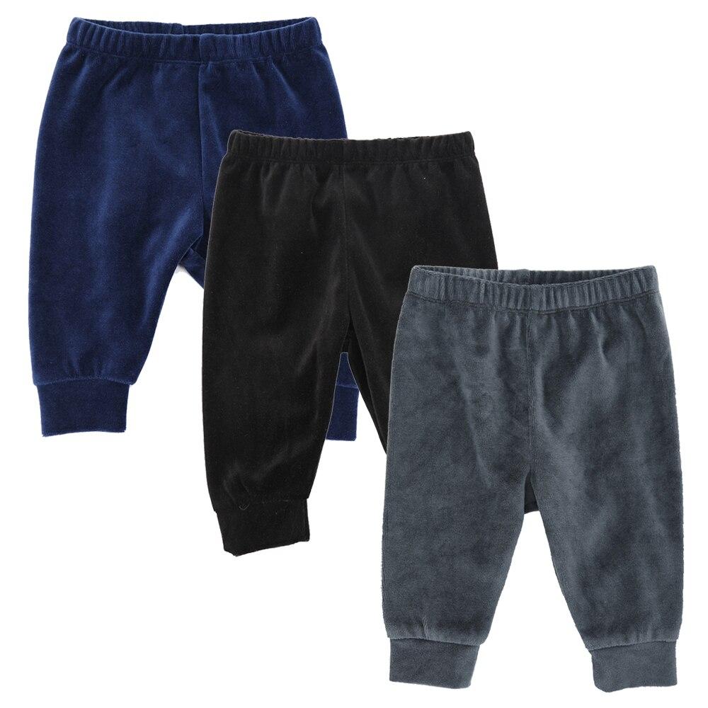 Kavkas/3 4 шт./компл. для новорожденных брюки Детские 100% хлопок Мягкие штаны для девочек для маленьких мальчиков брюки для девочек