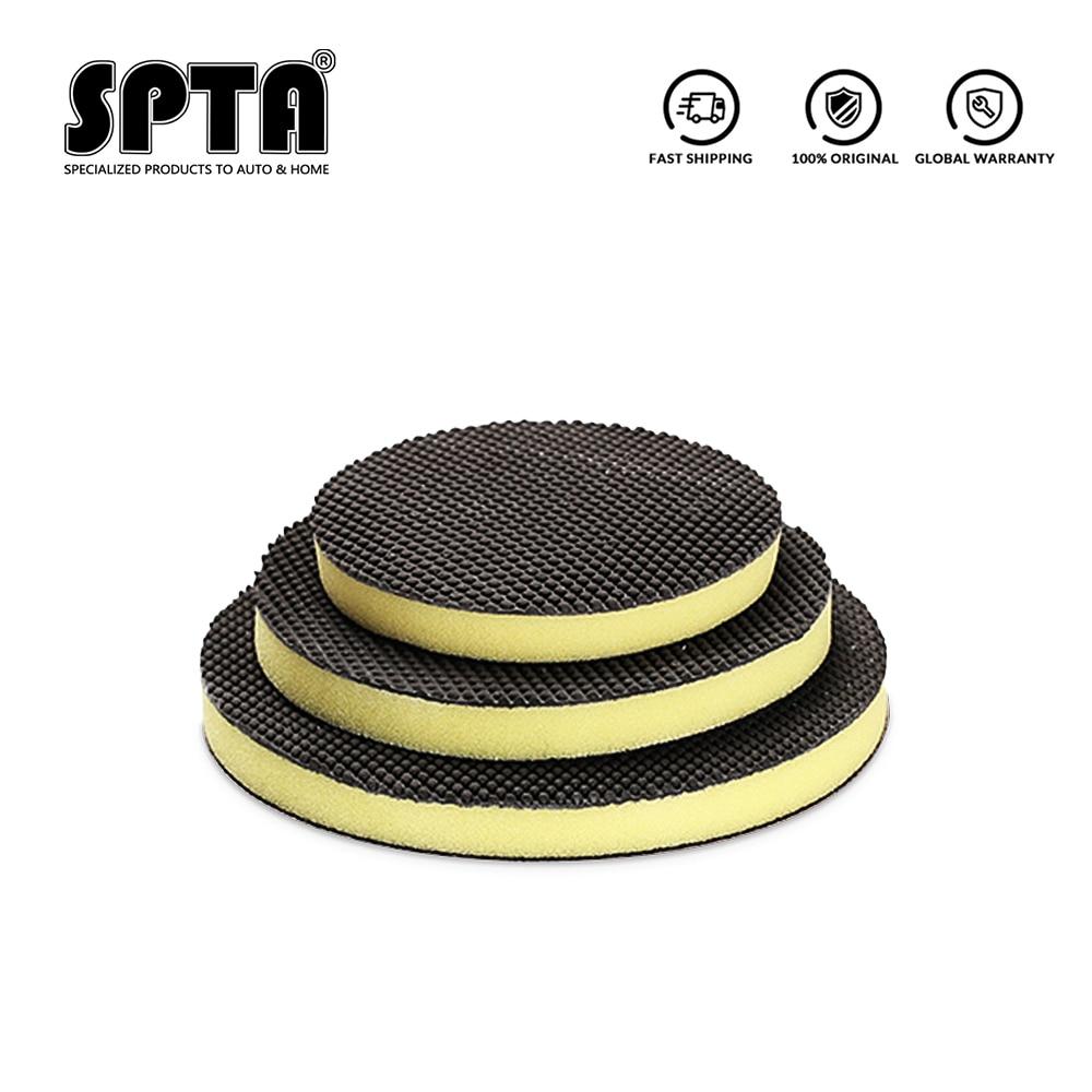 """Spta 6 """"150mm polidor argila disco barra de argila limpar almofada de espuma da polidor almofada para carro polimento detalhando nova ferramenta detalhando kit 1 pc"""