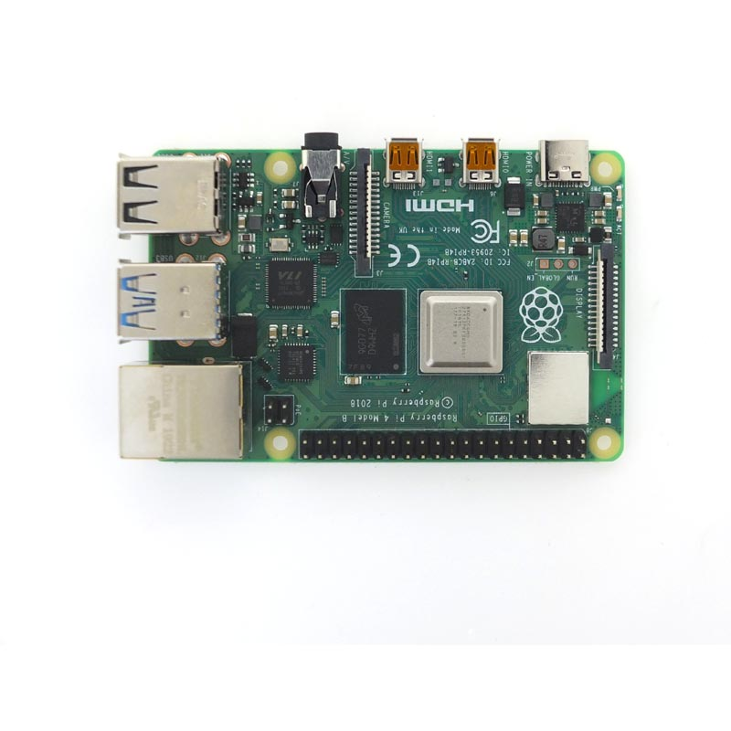 Image 3 - Latest Raspberry Pi 4 Model B with 1/2/4GB RAM BCM2711 Quad core Cortex A72 ARM v8 1.5GHz Support 2.4/5.0 GHz WIFI Bluetooth 5.0-in Demo Board Accessories from Computer & Office