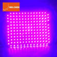 Светодиодная УФ лампа для сушки под углом луча нм