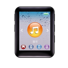 Mp3-Player Speakers Lossless Portable 4GB Button with High-Fidelity Sound-Quality