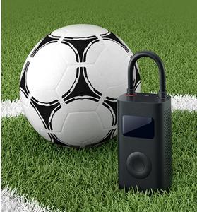 Image 5 - in stock Xiaomi Mijia Portable Smart Digital Tire Pressure Detection Electric Inflator Pump for Bike Motorcycle Car Football