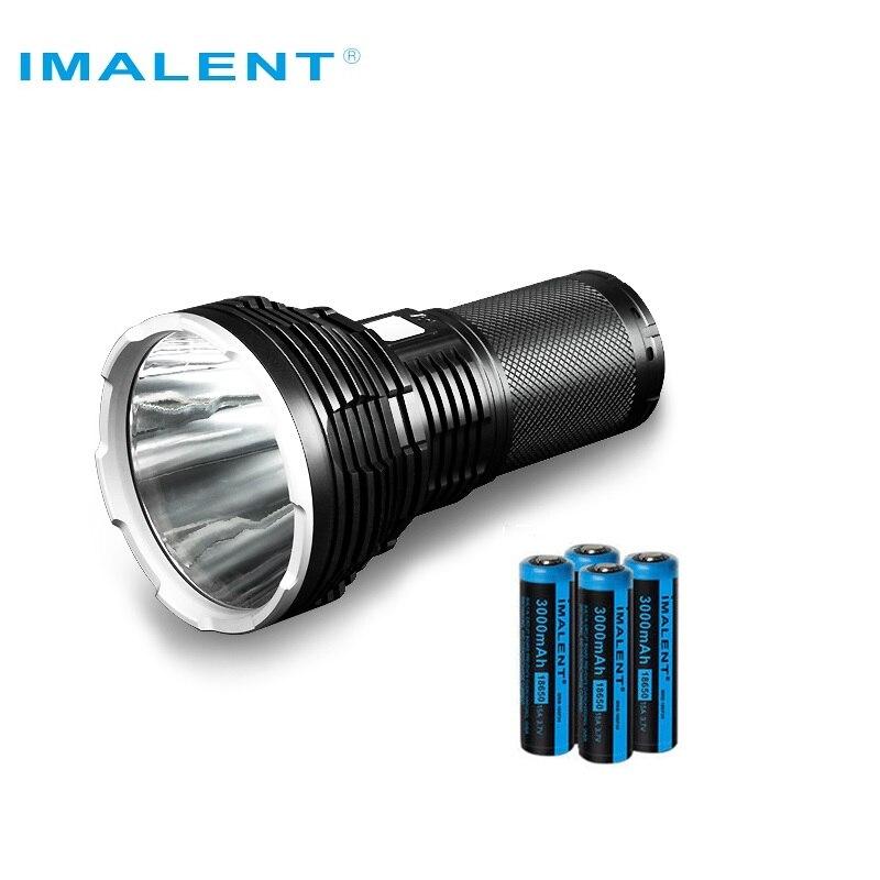Imalent RT70 Cree XHP70 2. Generacji led ładowane na usb latarka latarka z 4X18650 3000mah bateria na kempingLatarki LED   -