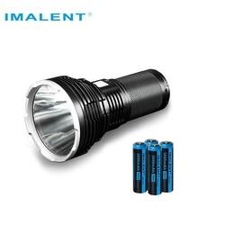 Imalent RT70 Cree XHP70 2nd Generatie USB Oplaadbare LED Zaklamp Zaklamp met 4X18650 3000mah batterij voor Camping