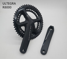 SHIMANO ULTEGRA R8000 FC R8000 HOLLOWTECH II guarnitura set 2x11 velocità 160mm 170mm 172.5mm 175mm