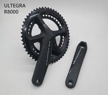 SHIMANO ULTEGRA R8000 FC R8000 HOLLOWTECH II шатун для велосипеда set 2x11 Speed 160 мм 170 мм 172,5 мм 175 мм