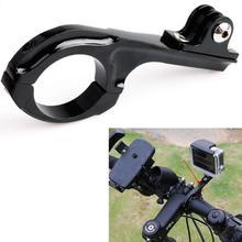 1PC Bike Handlebar Mount Bicycle Motorcycle CNC Aluminum Holder for Gopro Hero 8 7 5 6 4 3 SJCAM Xiaoyi 4K SJ5000 Accessories