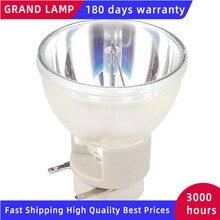 5j.j0w01.001 ل Benq W1000 W1050 W1000 + لمبة P VIP 180/0.8 E20.8 متوافق مصباح العارض مع 180 يوما الضمان