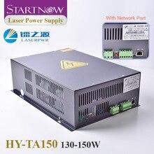 Startnow HY TA150 ليزر امدادات الطاقة ل 130 واط 150 واط CO2 أنبوب الليزر HY TA150 مصدر 110/220 فولت PSU آلة تقطيع بالليزر قطع الغيار